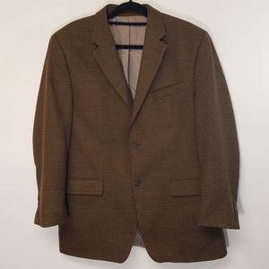 Michael Kors Sport Coat Jacket 100% Lambs Wool